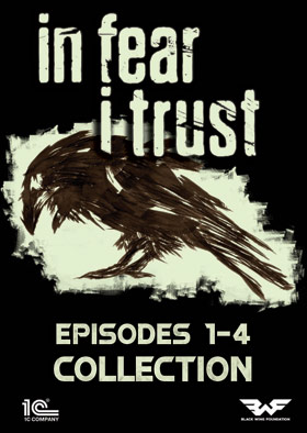 In Fear I Trust Episodes 1-4 Collection